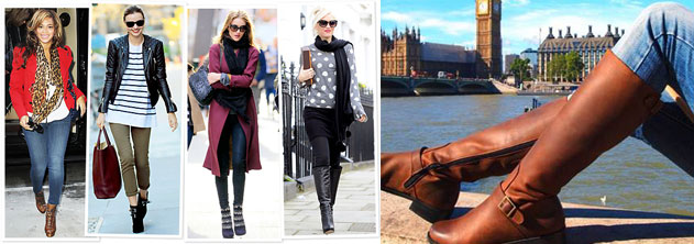 Find the perfect boots for Autumn Winter