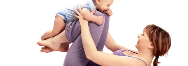 Healthy living for mums with The Healthy Mummy