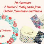 Win one of two mother and baby prize packs from Chibebe, Bambeano and Ihana