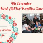 WIN a First Aid For You – First Aid For Families Course for six people