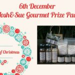 WIN one of six Josh & Sue gourmet prize packs