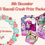 WIN one of six Kawaii Crush prize packs