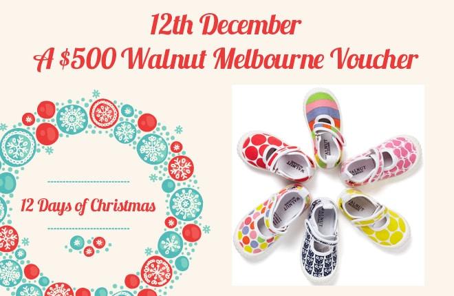WIN a $500 Walnut Melbourne gift voucher