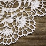3 ways with vintage doilies