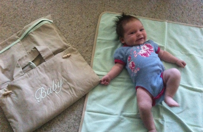 In review: Bella Buttercup baby bundle