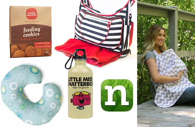 6 useful products for the early days of breastfeeding and beyond
