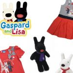 WIN one of two Gaspard and Lisa prize packs