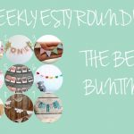 Weekly etsy roundup: bunting