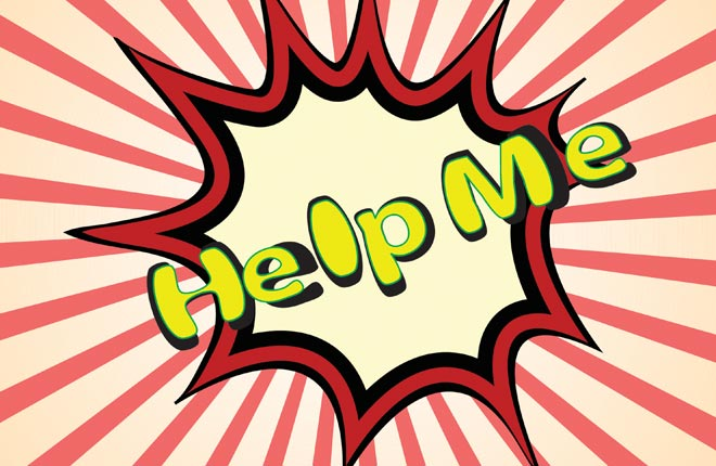 Why is it so hard to ask for help?