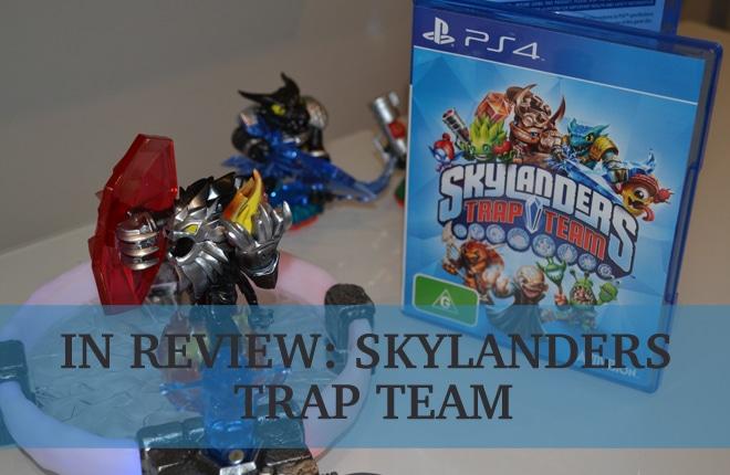 In review: Skylanders Trap Team