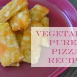 Recipe: Vegetable puree pizza