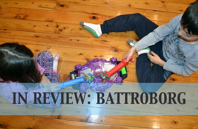 In review: Battroborg Teenage Mutant Ninja Turtles
