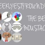 Weekly etsy roundup: moustaches