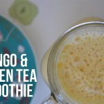 Recipe: Mango and green tea smoothie