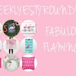 Weekly etsy roundup: fabulous flamingos