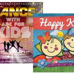 WIN one of three Kids CD packs