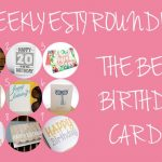 Weekly etsy roundup: birthday cards