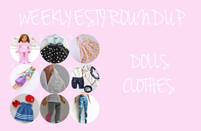 Weekly etsy: dolls clothes