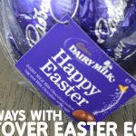 Five ways with leftover Easter eggs