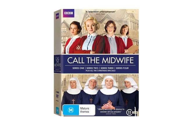WIN a Call the Midwife Boxset