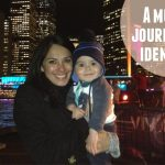 A mum's journey of identity