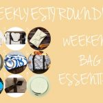 Weekend bag essentials