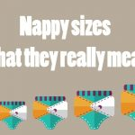 Nappy sizes: what they really mean