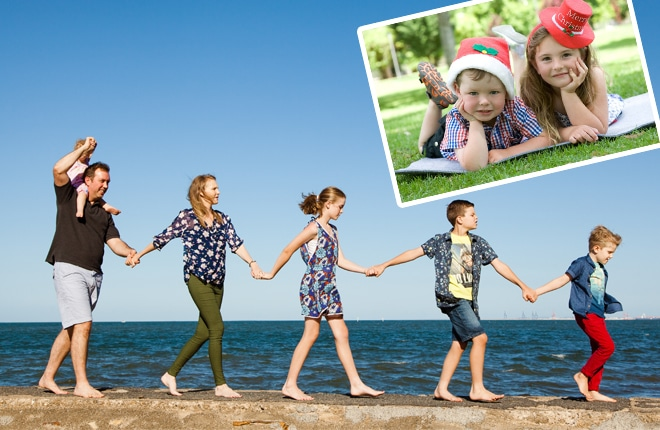 WIN a $165 Gift Voucher from My Family Photo