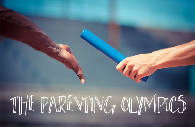The Parenting Olympics