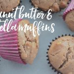 Peanut butter and nutella easy muffin recipe