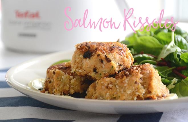 Salmon Rissoles Recipe