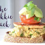 Easy gourmet brekkie stack