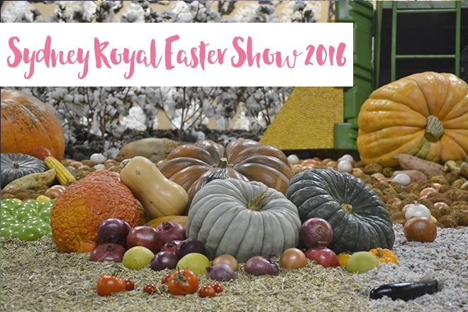 Out and about: Sydney Royal Easter Show 2016