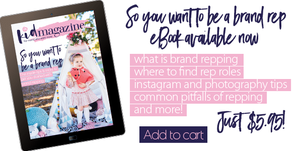 Inside tips and tricks to get you started as a brand rep