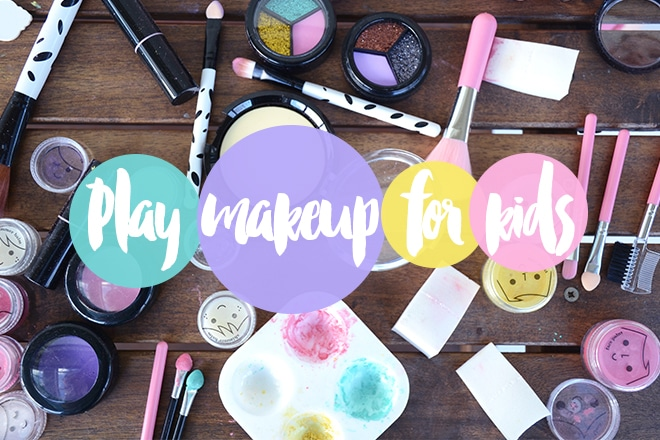 The inside scoop on the best natural play makeup for kids