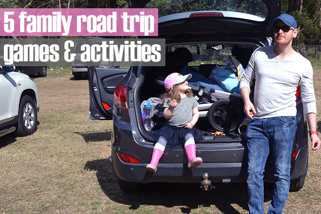 5 family road trip games and activities