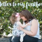 A letter to my firstborn on the eve of becoming a sibling