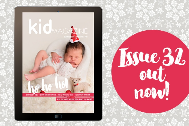 Kid Magazine Issue 32 out now