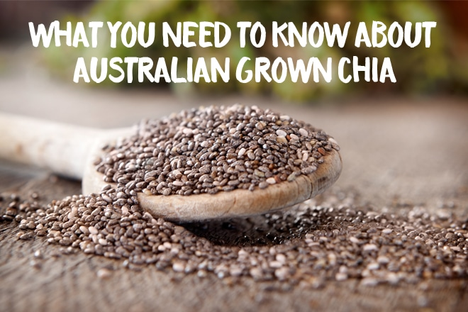 What you need to know about Australian grown Chia