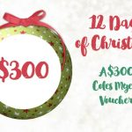 Win a $300 Coles Myer gift card