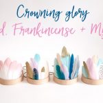 Crowning glory – Gold Frankincense + Myrrh