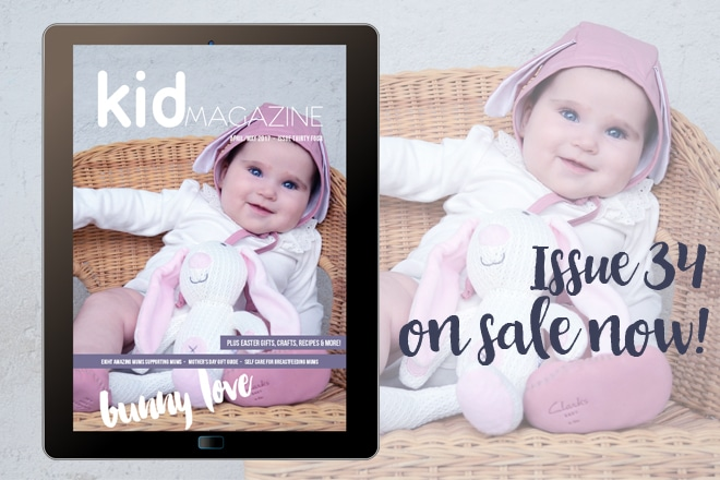 Kid Magazine Issue 34 out now
