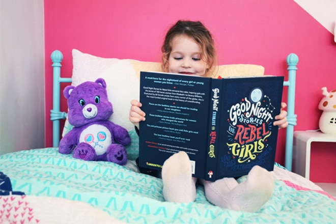 Good Night Stories for Rebel Girls book review