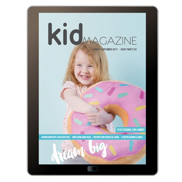 Kid Magazine Issue 36 out now