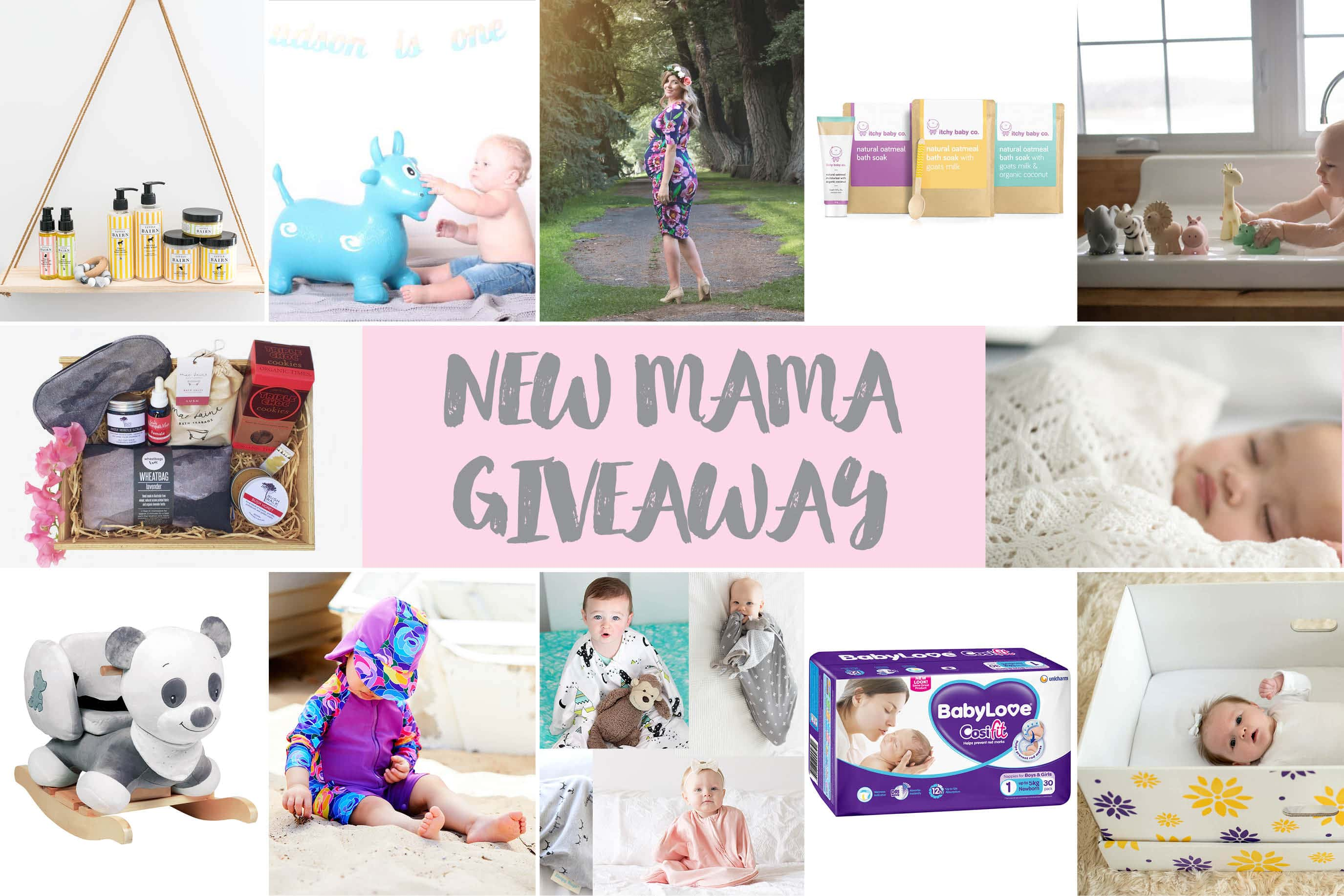 New Mama Giveaway