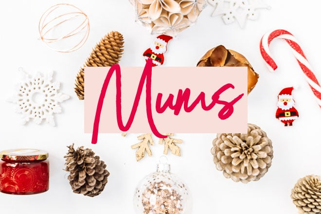 2017 Christmas gift guide – Christmas presents for mum