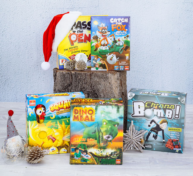 Talkin' Toys games for Christmas
