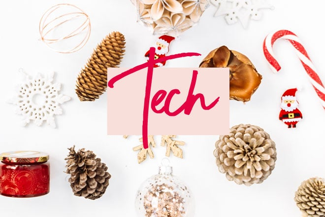 2017 Christmas gift guide – gadget and tech gifts