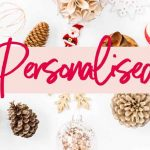 2017 Christmas gift guide – personalised gifts
