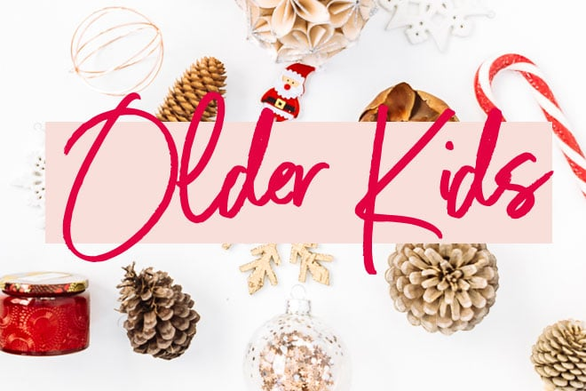 2017 Christmas gift guide – presents for older kids & tweens